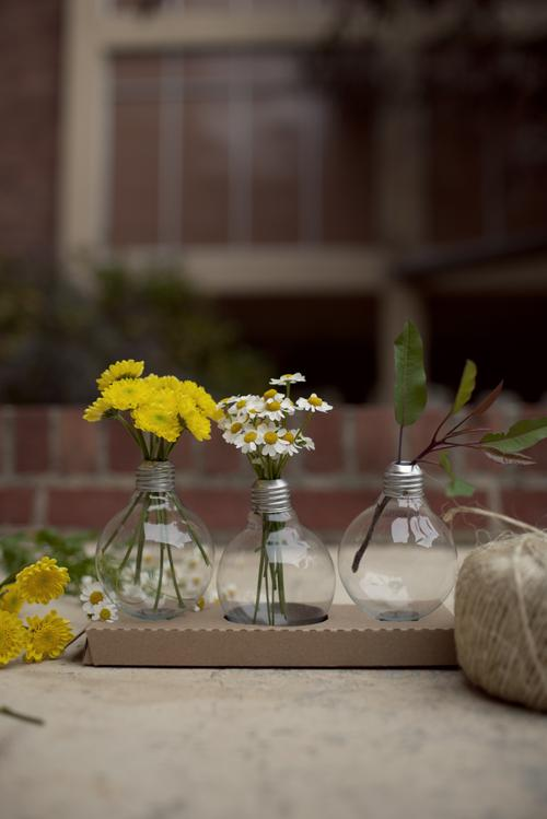 Diy Turning Old Light Bulbs Into Decorative Vases Prime